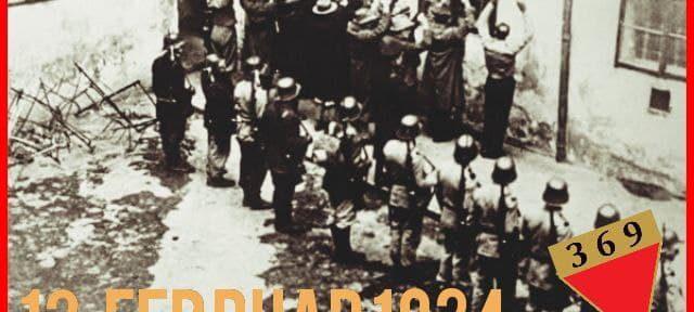 Gedenken 2021 an die Februarkämpfe 1934